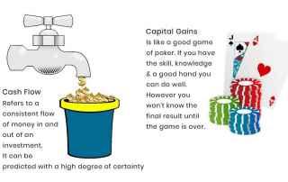 Cash Flow Capital Gains