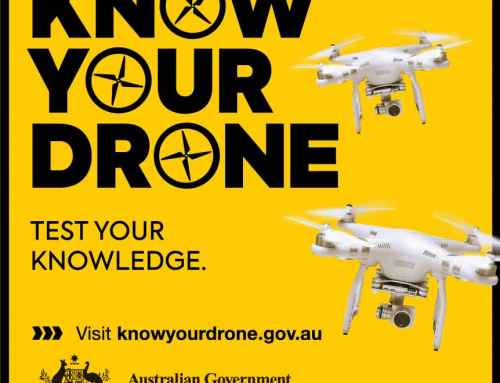 Standard Operating Conditions for Flying Drones in Australia